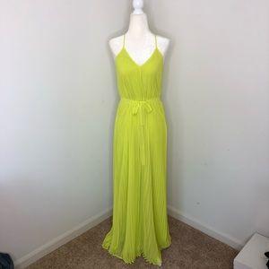 Victoria's Secret- Neon Maxi Dress